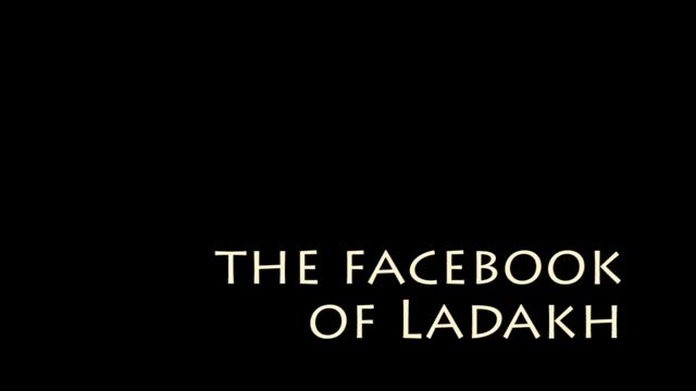 The facebook of Ladakh