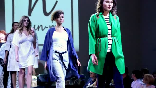 Marka Nun Mi. Warsaw Fashion Day 2017