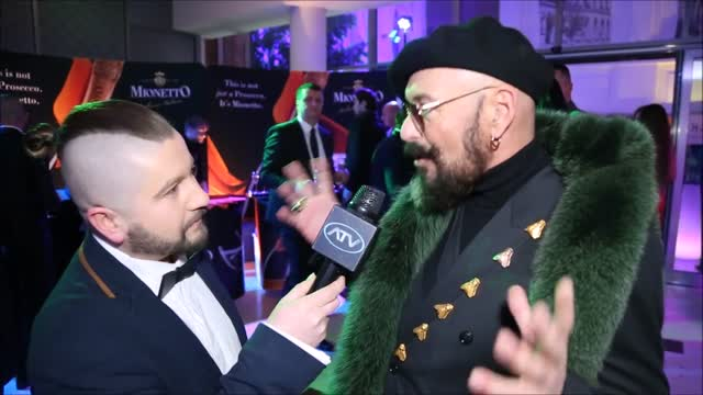 Tomasz Jacykow - o wężu z lisa, Gala Fashion.tv