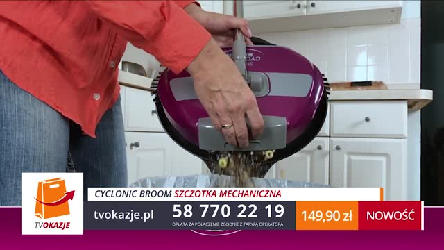 Cyclonic Broom 149_9N