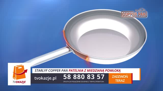 Copper Pan P1
