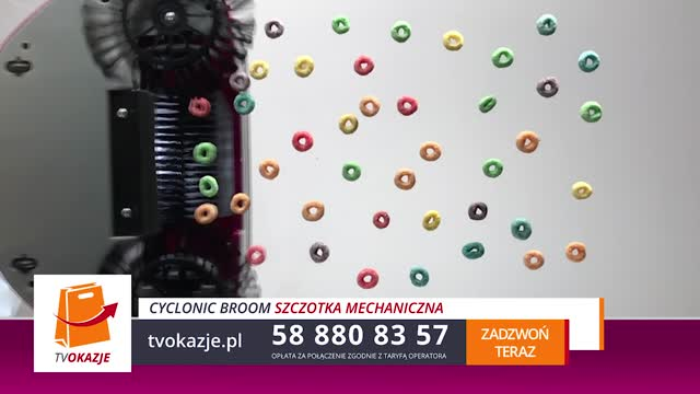 Cyclonic Broom P1