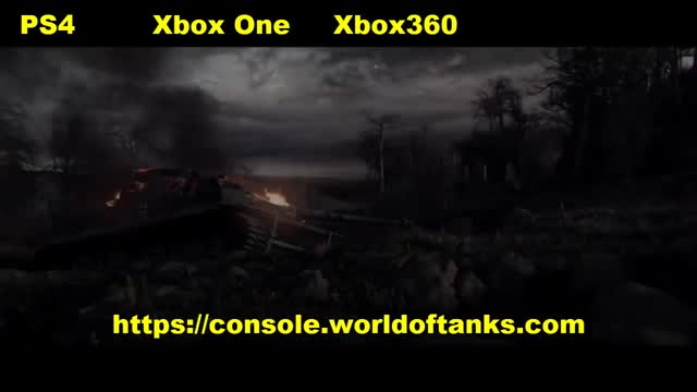 World of Tanks na konsole