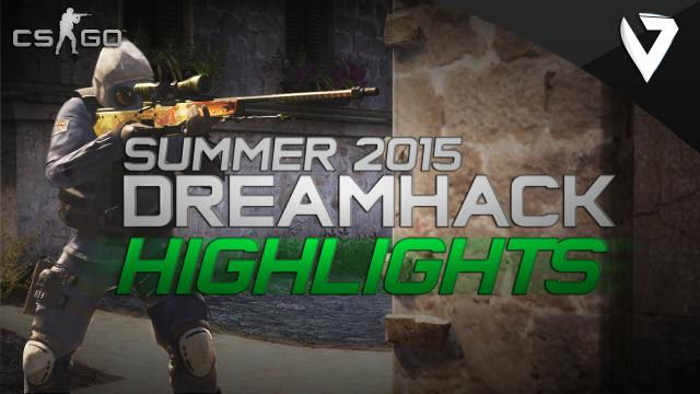 Best Kills DreamHack 2015 Qualifier - CS GO